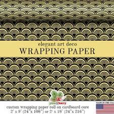 deco wrapping paper deco wrapping paper golden yellow deco glam gift wrap in