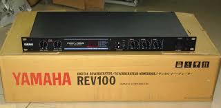 yamaha rev 100 reverb stereo digital reverb wholesale fmuser czh