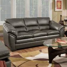 Bonded Leather Sofa Simmons Leather Sofa And Loveseat Foter
