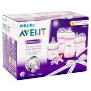 gift set philips avent newborn starter gift set 0m walmart