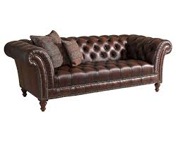 Conditioner For Leather Sofa Endearing Worn Leather Couches With Brown Leather Also Curves
