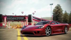 saleen forza horizon cars