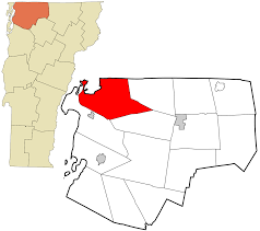 State Of Vermont Map by Highgate Vermont Wikipedia