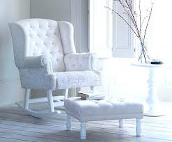 Wooden Nursery Rocking Chair White Rocking Chair Nursery Naya Furnitures White Rocking Chair