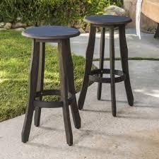 out door bar stools outdoor counter height stools hayneedle regarding bar prepare 1