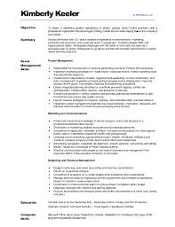 Sample Marketing Resume by Marketing Resume Tips To Market Your Skills Xpertresumes Com