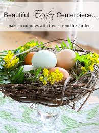 easter centerpiece beautiful easter centerpiece you can make in minutes duke manor farm
