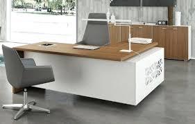 bureau de direction avec retour bureau de direction blanc 6 amacnagement dun bureau direction avec