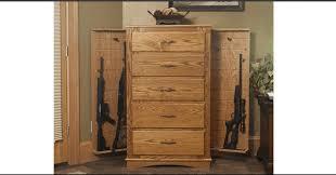 Plans For Gun Cabinet Appealing Hidden Gun Storage Furniture And 94 Best Gun Concealment