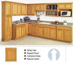 Natural Oak Kitchen Cabinets Narendravallabha Narendraenterprises
