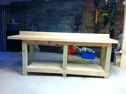 plans home cool garage workbench ideas plans home designs home living now work