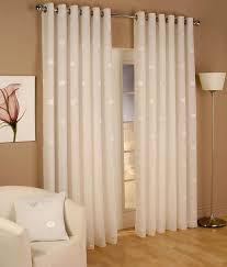 White Ready Made Curtains Uk Thick Curtains Uk Memsaheb Net