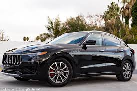 maserati levante blacked out maserati levante rental rent a maserati levante