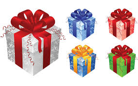 gift clipart decoration pencil and in color gift
