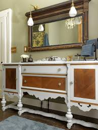 upcycled furniture ideas dining room sideboard bathroom