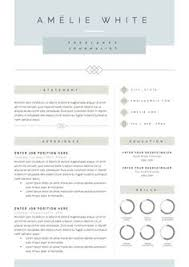 lovely unique resume template that u0027ll surely get noticed easy to