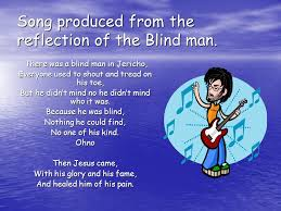 Bartholomew The Blind Man The Teachings Of Jesus U0027 Miracles What Is A Miracle A