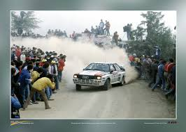 audi rally audi quattro a2 poster rallywebshop rallywebshop
