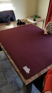 neoprene game table cover neoprene gaming mats big viking mats