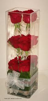 rose in glass red roses in glass vase sale paddy gibb