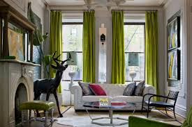 Chesterfield Sofa Design Ideas Sofas Gorgeous Living Room With Green Accents And Decor With