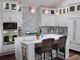 Cabinet In Kitchen Design Painted White Kitchen Cabinets Before And After Caruba Info