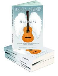 memorial book larry s country diner precious memories memorial book