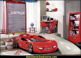 Race Car Bedroom Ideas Trend  Boys Bedroom Decorating Design - Boys car bedroom ideas