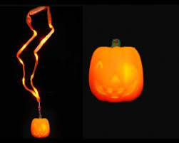 light up pumpkins for halloween halloween flashing led light up pumpkin lanyard necklace blinkeez com