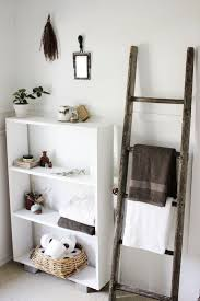 Towel Rack Ideas For Small Bathrooms Best 25 White Bathroom Decor Ideas That You Will Like On