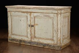 Antique Painted Sideboard Antique French Painted Buffet Cabinet At 1stdibs