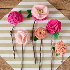 felt flowers search results for felt flowers craftgawker