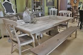 White Distressed Dining Room Table Distressed Dining Room Table Sets 10474 Inside Design 9