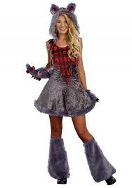 here u0027s a cute teen werewolf costume for girls tween halloween