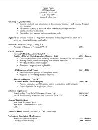 Charge Nurse Job Description Resume Oncology Nurse Description 33 Some Nursing Considerations About