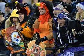 thanksgiving has not been to the pittsburgh steelers the