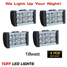 Brightest Led Light Bar by Amazon Com Tuff Led Lights 4 X 6