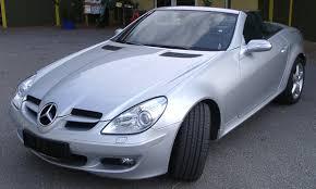 mercedes slk280 2007 mercedes slk 280 sport car technical specifications and