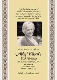 Sample Birthday Invitation Card For Adults Photo Birthday Invitations Custom Design