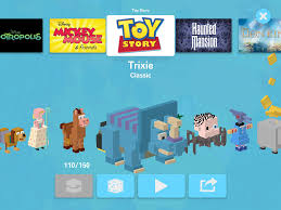 Toy Story Andys Bedroom Disney Crossy Road Every Classic Rare Epic And Mystery