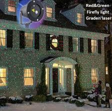 Outdoor Ip65 Waterproof Laser Stage Light Elf Christmas Lights Led