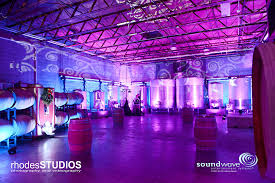 wedding venues in orlando led lighting design soundwave entertainment wedding djs led