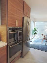 kitchen design with ikea cabinets this mid century modern ikea kitchen will take your breath away
