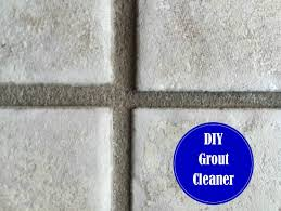 Grout Cleaner Recipe Cleaning Tip Tuesday Bathroom Cleaning Tips Lemons Lavender