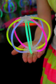 Neon Themed Decorations Simply Creative Insanity Totally Cool Neon Glow Party