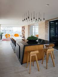ibirapuera apartment mix of contemporary and brazilian modern