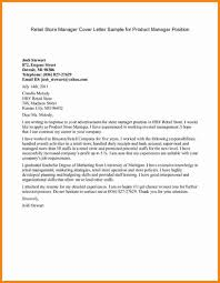 Assistant Manager Cover Letter Examples by Warehouse Manager Cover Letter Sample Science Research Proposal