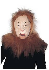 wizard of oz cowardly lion costume cowardly lion mask