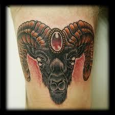 goat tattoo images u0026 designs