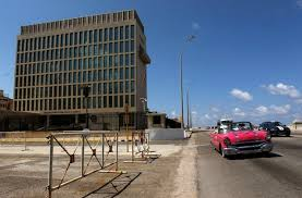 cuba now drastic staff cuts at u s embassy in cuba now permanent world